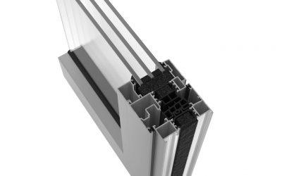 Ventanas de aluminio Serie RS-77 HH