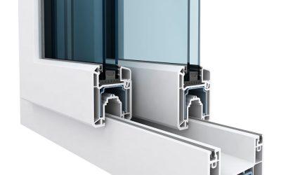 Ventana PVC premiline de Kommerling fabricada por Ventanas Alameda