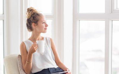 ¿Cómo evitar la condensación en mis ventanas?